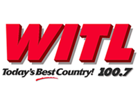 100.7 WITL | Today's Best Country | Lansin